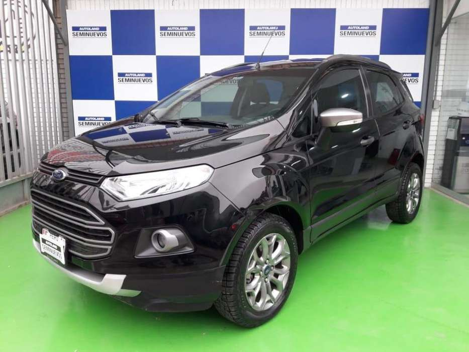 <strong>ford</strong> Ecosport 2016 - 15000 km
