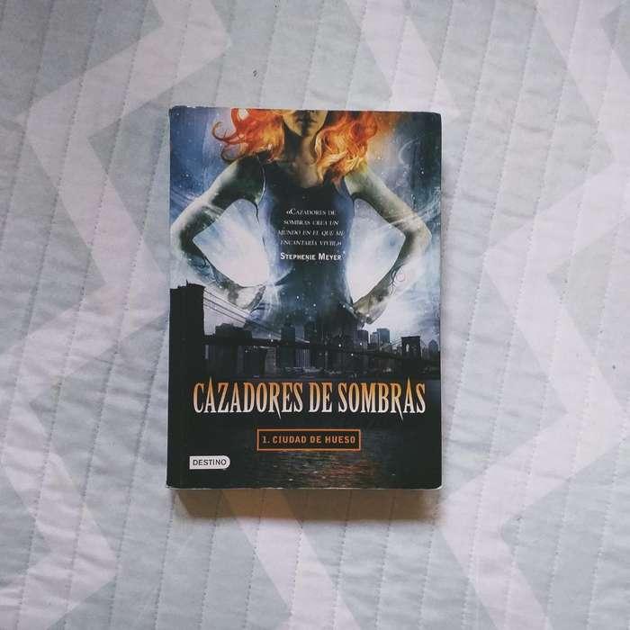 Libro 'cazadores de Sombras 1' Impecable