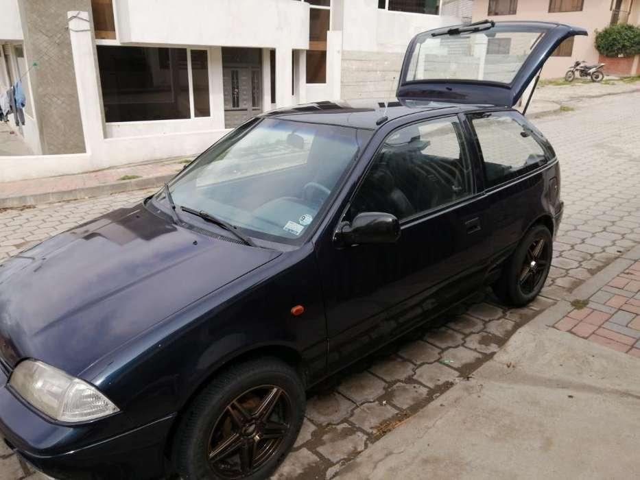 Chevrolet Forsa 2002 - 134000 km