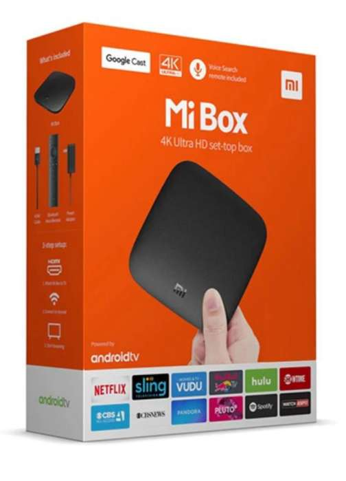 Mi Box 3. Xiaomi Versión Internacional