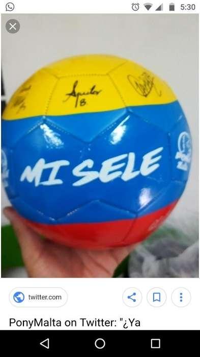 Balon Selección Colombia