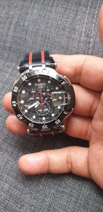 Vendo Cambio Reloj Tissot T Race