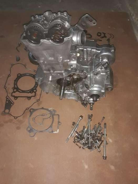 Motor de Cuatri Kawasaki Kfx 450