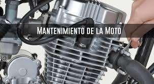 Tecnico mecanico de moto