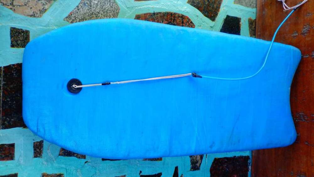 tabla barrenadora body board