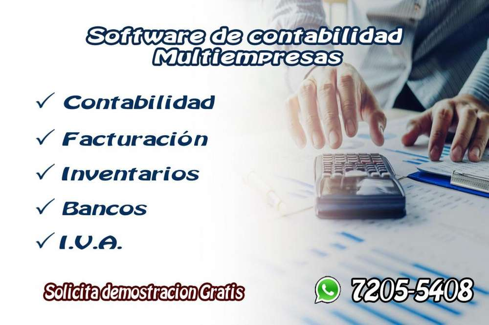 SISTEMA CONTABLE PARA MYPES, PYMES, DESPACHOS Y CONTADORES INDEPENDIENTES.