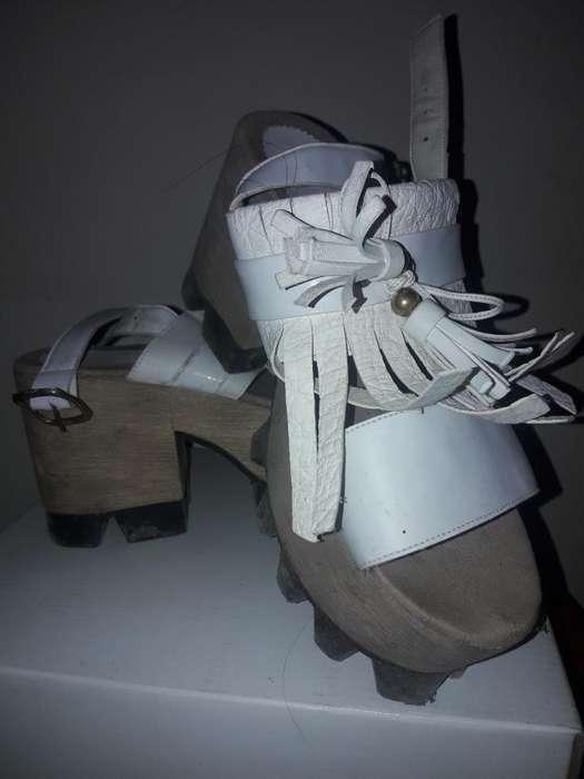 Zapatos Usado 37 Y 38