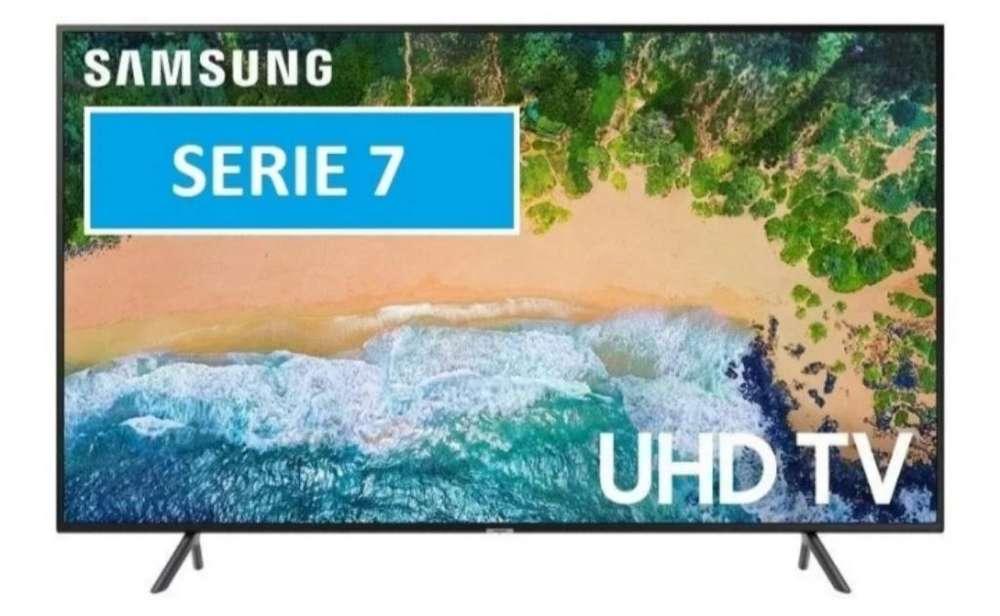 Vendo para Hoy Samsung Smartv Uhd 58
