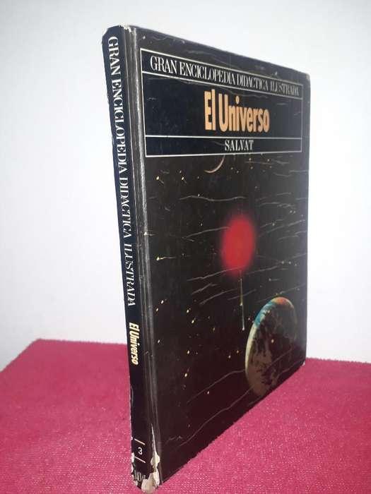 Libro El Universo de Salvat