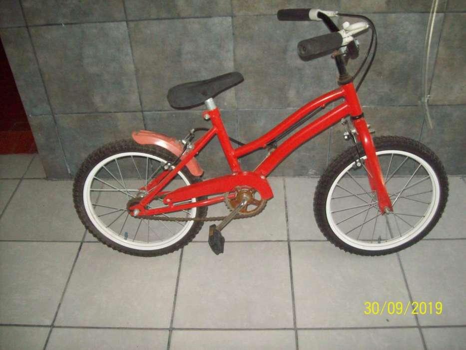 Biciclleta nueva