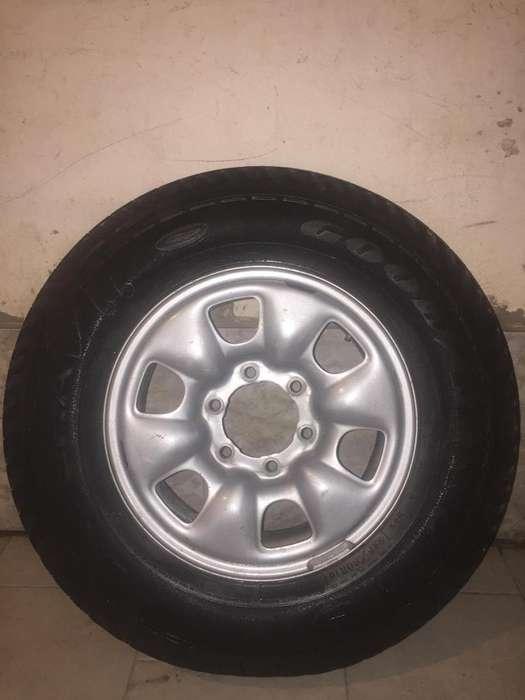 Lentes Toyota Chapa 16