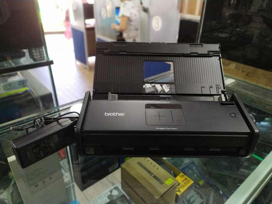 Escaner Epson Ads 1000w