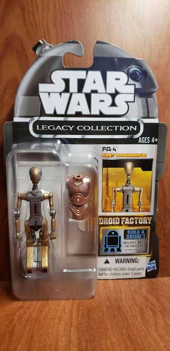 Star Wars Fa4 Legacy Collection