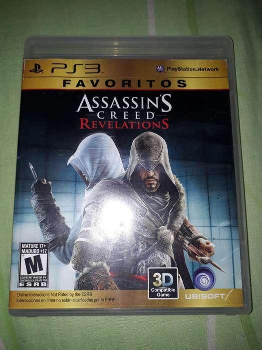 Assassins Creed Revelations para Ps3