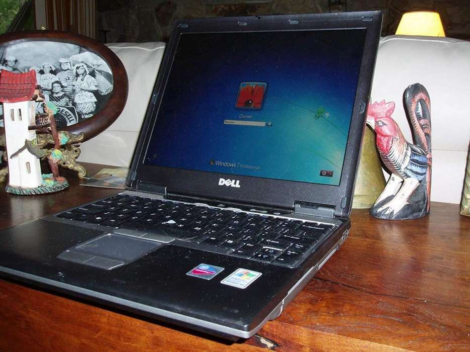 Notebook Dell Latitude D 410 Impecable