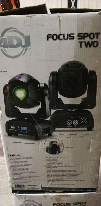 Luces Roboticas ADJ Focus Spot Two