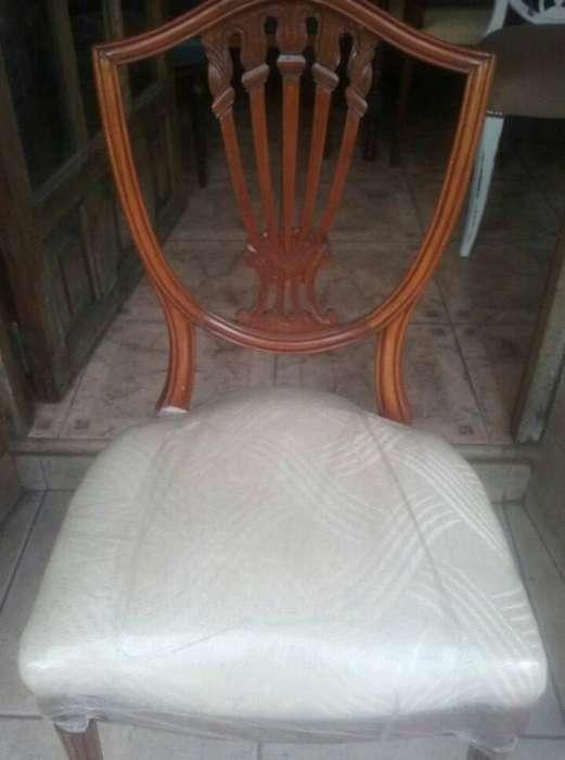 bonita <strong>silla</strong> de estilo INGLES / restaurada
