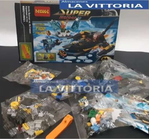 Legos Armable Nave De Super Heroes Batman