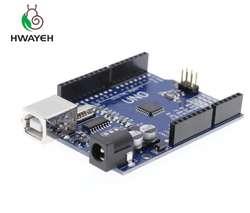 Arduino Uno R3 Mega328p Ch340g Compatible  Cable Usb Pines