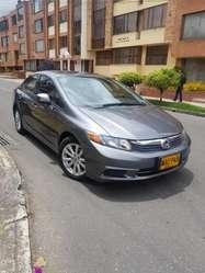 Se Vende Carro Honda Civic 2012