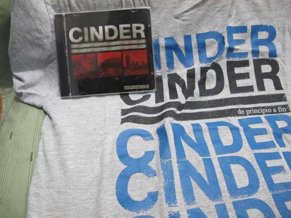 Cinder - De Principio A Fin - Hardcore sXe Barcelona