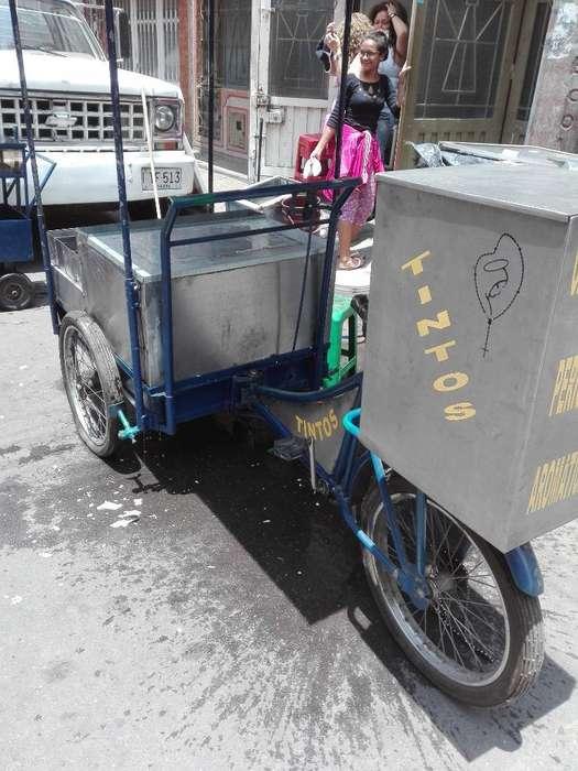 Se Vende Triciclo para Tintos