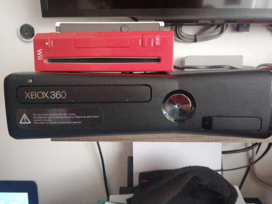 X Box 360 xbox 360 Cambio por Ps4