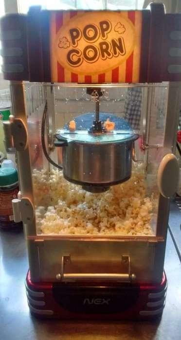 Alquiler de Pochoclera-Cascada de chocolate-maquina de copos de nieve