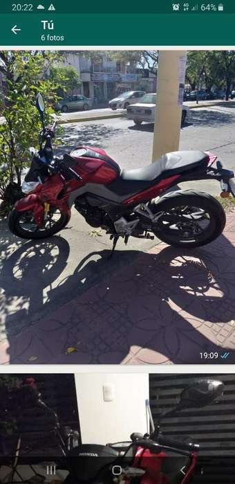 Moto <strong>honda</strong> Cb 190cc