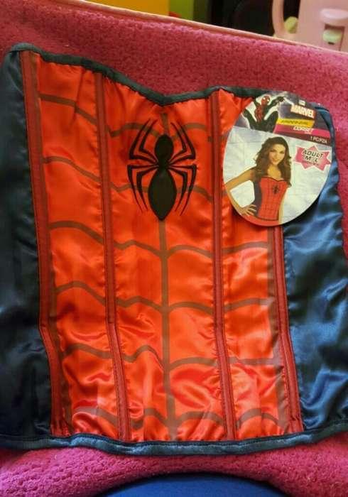 Disfraz Mujer Araña Nuevo
