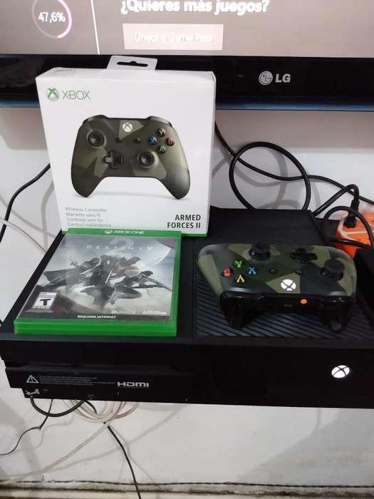 Xbox One de 500 Gigas