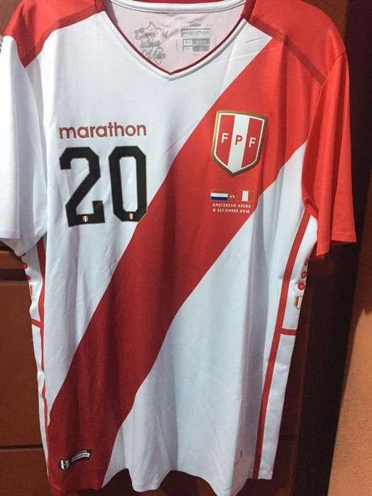 Camiseta Seleccion Peru 2019 Talla M