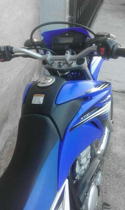 Vendo Xtz250 2013