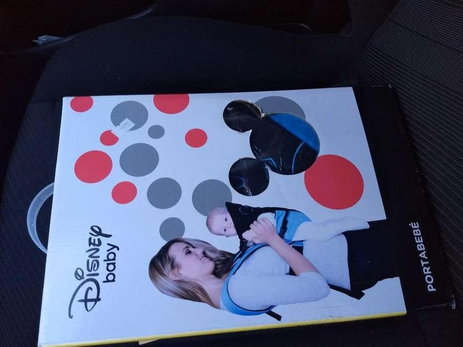 Porta Bebe Disney Nuevo