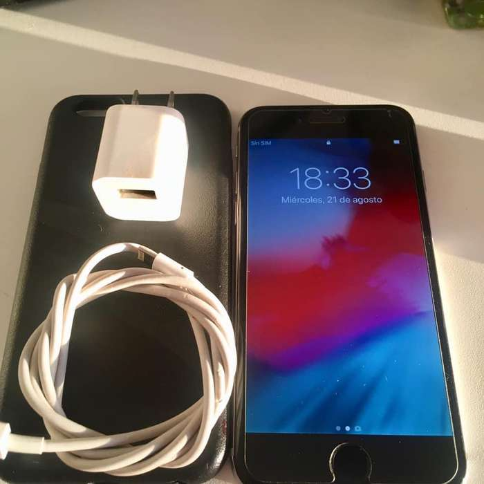 iphone 6 16gb bateria %85 (no permuto)