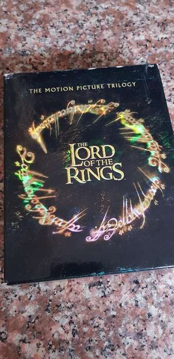 Bluray Lord Of The Rings