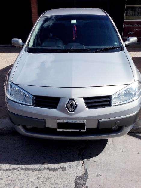 Renault Mégane Ii 4ptas. 2.0 Luxe