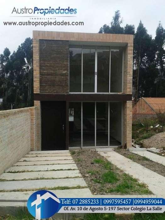 De Oportunidad Casa en Venta en Cuenca Sector Narancay 95.000
