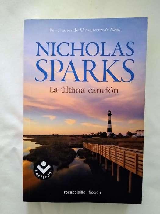 Nicholas Sparks - La última canción NUEVO