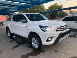 Toyota Hilux Srv 2017
