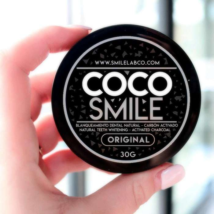 blanqueador dental COCO SMILE