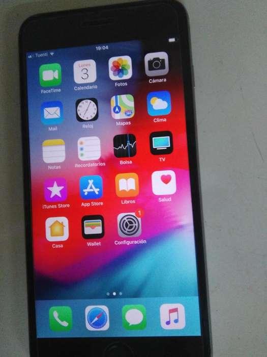 iPhone 6 Plus 128gb Igual A Nuevo