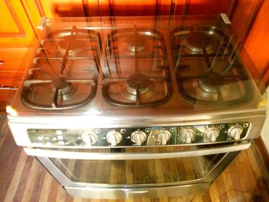 Cocina de Aluminio Indurama