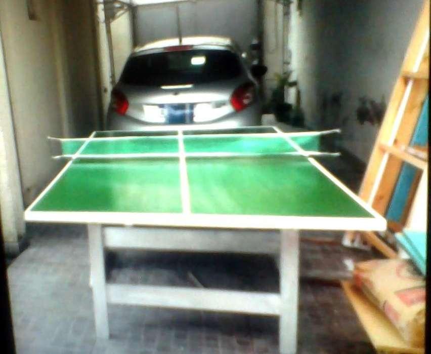 cancha de ping pong-- vendo o permuto