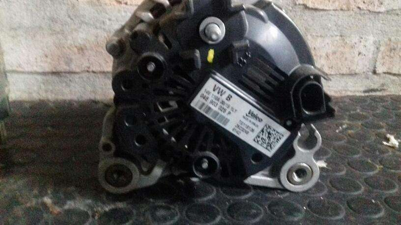 Alternador original Volskwagen 1.6 16v MSI. (gol, polo, suran, fox, etc.)