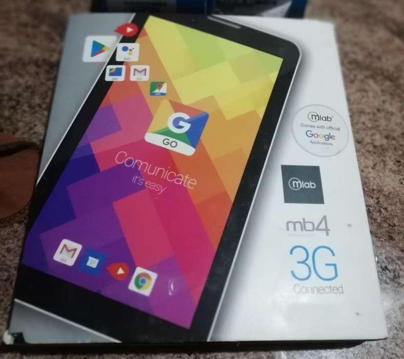 Tablet Mlab 7' Nueva con Chip
