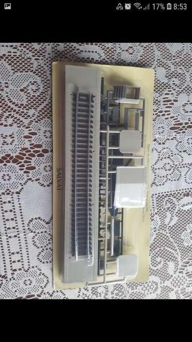 Tren Eléctrico Salvat