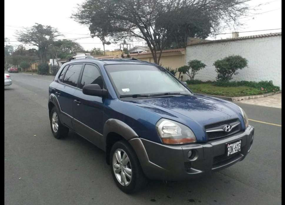 Hyundai Tucson 2009 - 99000 km