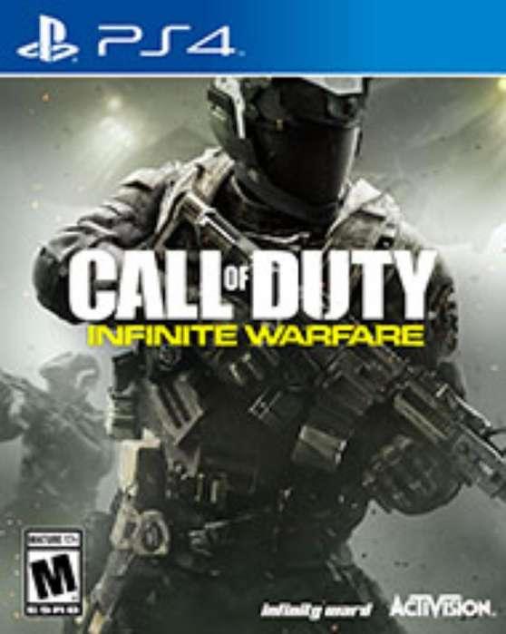 Call Of Duty Infinity Warfare
