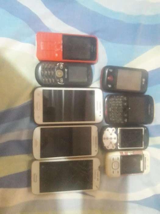 Vendo Telefonos para Respuesto con Bate